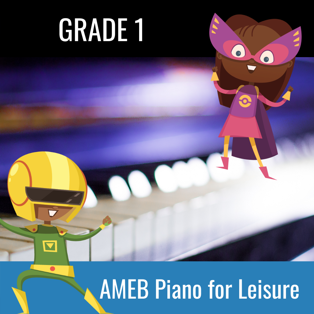Practice Buddy AMEB Piano for Leisure Grade 1