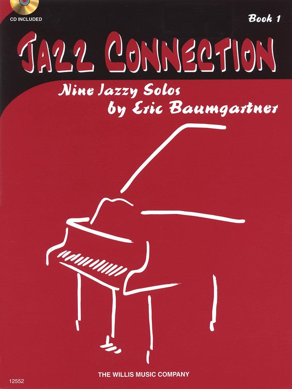 JAZZ CONNECTION BK 1 BK/CD