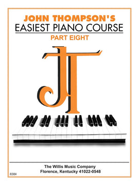 EASIEST PIANO COURSE PART 8