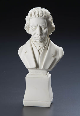Beethoven 7 inch Composer Statuette