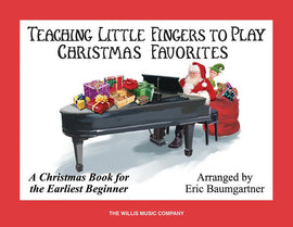 TEACHING LITTLE FINGERS CHRISTMAS FAVORITES