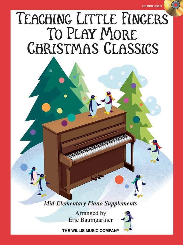 TEACHING LITTLE FINGERS CHRISTMAS CLASSICS
