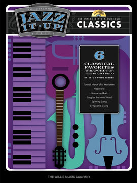 JAZZ IT UP! - CLASSICS - BK/CD