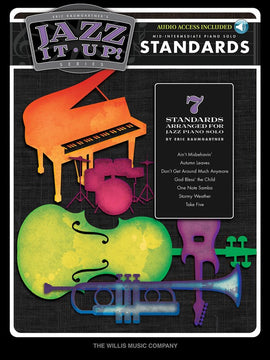 JAZZ IT UP! - STANDARDS - BK/CD