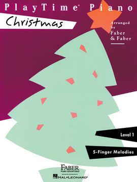PLAY TIME PIANO CHRISTMAS LEVEL 1