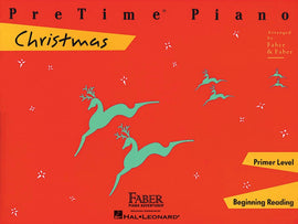 PRE TIME PIANO CHRISTMAS PRIMER LEVEL