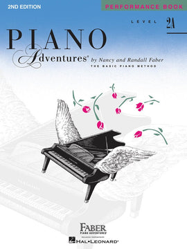 PIANO ADVENTURES PERFORMANCE BK 2A 2ND EDN