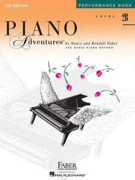 PIANO ADVENTURES PERFORMANCE BK 2B 2ND EDITION
