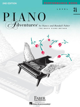 PIANO ADVENTURES PERFORMANCE BK 3A