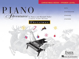PIANO ADVENTURES CHRISTMAS PRIMER