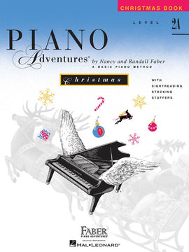 PIANO ADVENTURES CHRISTMAS BK 2A