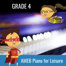 Practice Buddy AMEB Piano for Leisure Grade 4