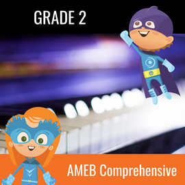 Practice Buddy AMEB Comprehensive Piano Grade 2