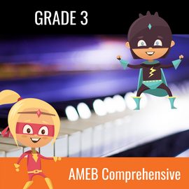 Practice Buddy AMEB Comprehensive Piano Grade 3