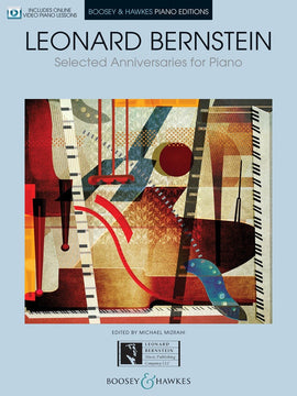 BERNSTEIN - SELECTED ANNIVERSARIES FOR PIANO BK/OLV
