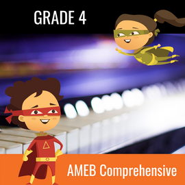 Practice Buddy AMEB Comprehensive Piano Grade 4