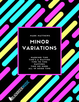 Minor Variations (by Mark Matthews)