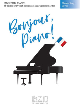 BONJOUR PIANO ELEMENTARY LEVEL