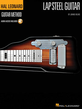 HL GUITAR METHOD LAP STEEL BK/OLA