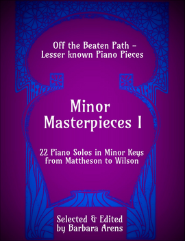Minor Masterpieces I
