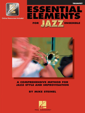 ESSENTIAL ELEMENTS FOR JAZZ ENSEMBLE TRUMPET OLA