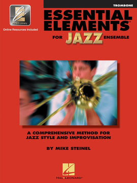 ESSENTIAL ELEMENTS FOR JAZZ ENSEMBLE TROMBON OLA