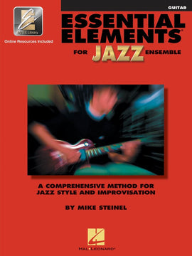 ESSENTIAL ELEMENTS FOR JAZZ ENSEMBLE GUITAR OLA