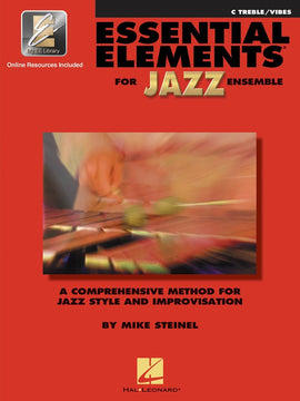 ESSENTIAL ELEMENTS FOR JAZZ ENSEMBLE C TREBLE