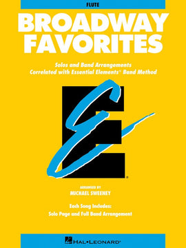 BROADWAY FAVORITES EE FLUTE