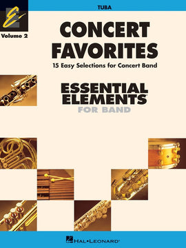 CONCERT FAVORITES EE V2 TUBA