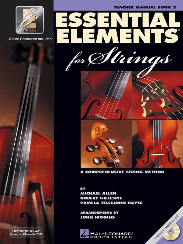 ESSENTIAL ELEMENTS FOR STGS BK2 TEACHERS MANUAL EE