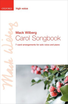 Carol Songbook: High voice