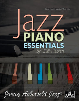 HABIAN - JAZZ PIANO ESSENTIALS BK/OLA