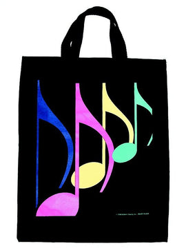 Extra Large Totebag 8Th Notes