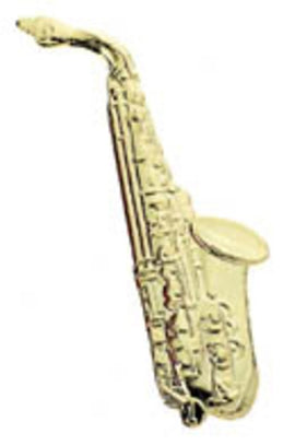 Mini Pin Alto Saxophone