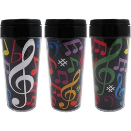 Multi Note Travel Tumbler