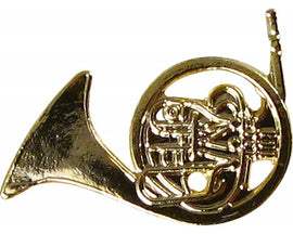 Mini Pin French Horn