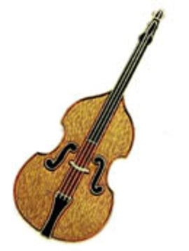 Mini Pin Double Bass