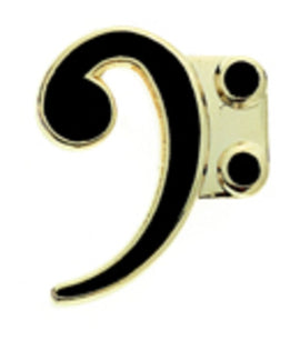 Mini Pin Bass Clef