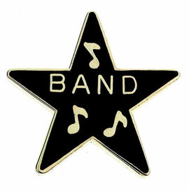 Mini Pin Star Award Band