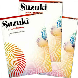 SUZUKI PIANO SCHOOL BK 3 NEW INT ED