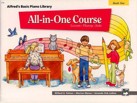 ABP ALL IN ONE COURSE BK 1