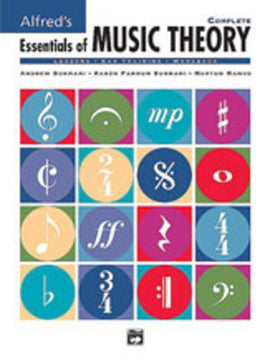 ESSENTIALS OF MUSIC THEORY COMPLETE BOOKS 1-3