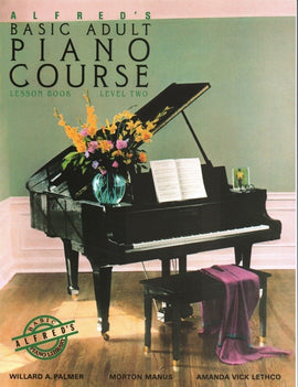 AB ADULT PIANO LESSON LEVEL 2