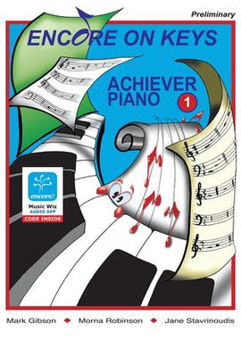 ENCORE ON KEYS ACHIEVER SERIES CD KIT LEVEL 1