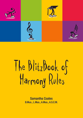 BLITZBOOK OF HARMONY RULES