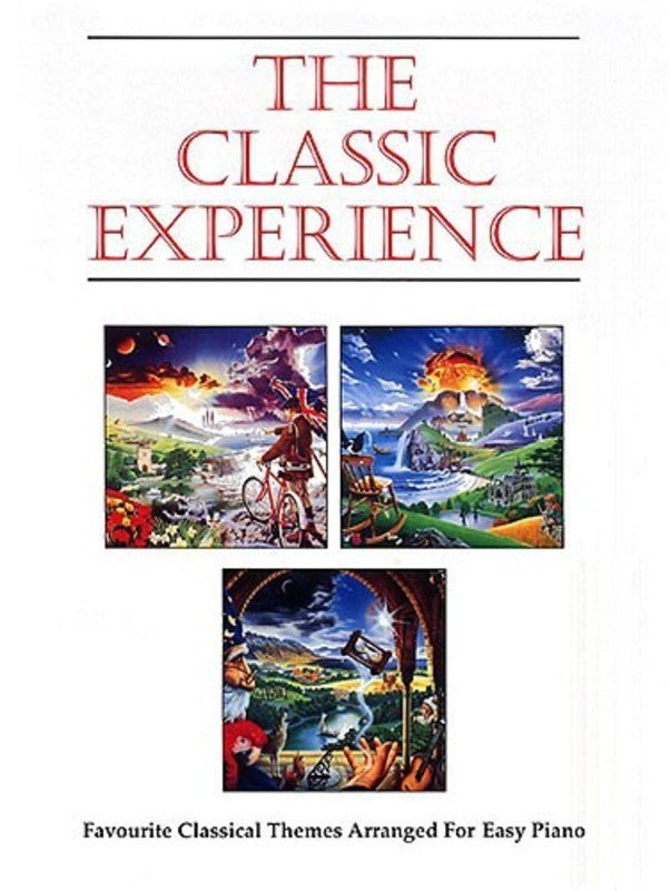 CLASSIC EXPERIENCE EASY PIANO ARR LANNING