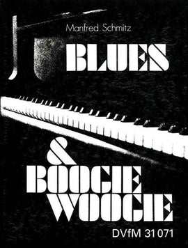 BLUES AND BOOGIE WOOGIE PIANO