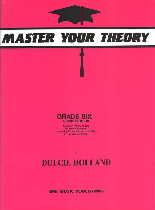 MASTER YOUR THEORY GR 6 MYT PINK