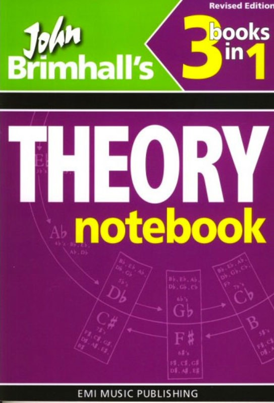 THEORY NOTEBOOK 3 IN 1